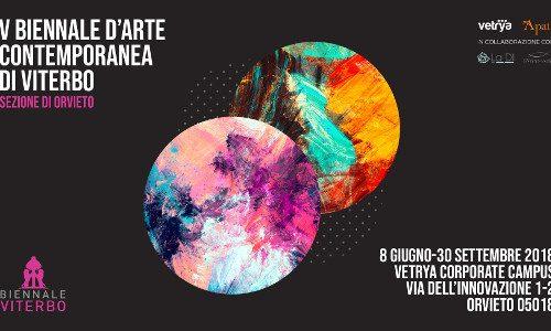 Locandina Biennale orvieto